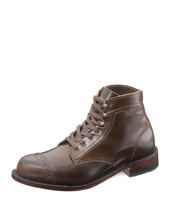 1000 Mile Shell Cordovan Limited-Edition 744 Boot