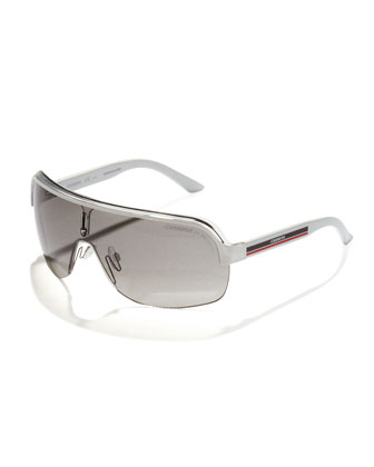 Plastic Navigator Shield Sunglasses