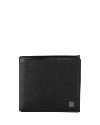 York Bifold Wallet, Black