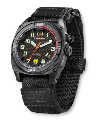 Falcon II Ballistic-Strap Watch