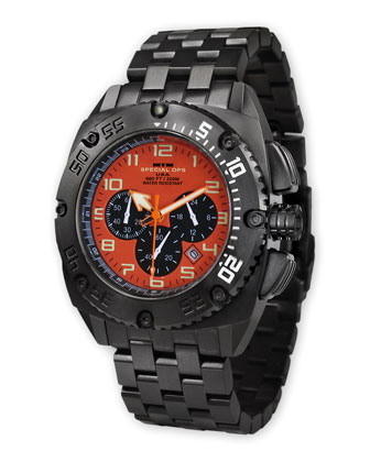 Patriot Military Chronograph Watch