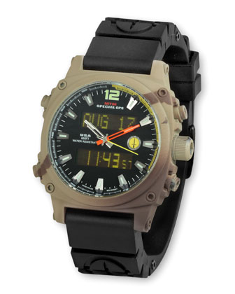 Camo Air Stryk 2 Military Watch