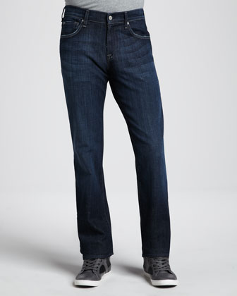 Austyn Los Angeles Dark Jeans, 36