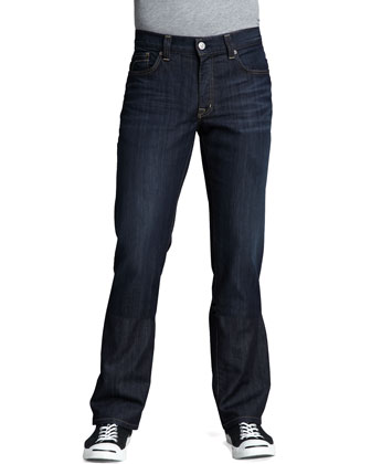 5011 Straight Calvary Jeans