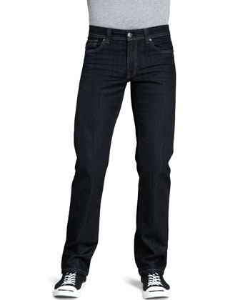 Slim Tapered Sabbath Rinse Jeans