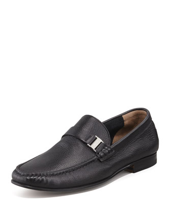 Didi Unlined Deerskin Loafer