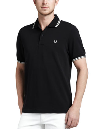 Twin-Tipped Polo, Black