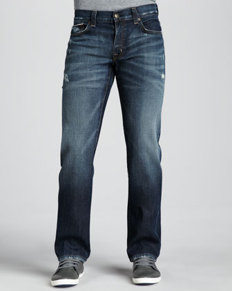 5011 Straight-Leg Selvedge Jeans