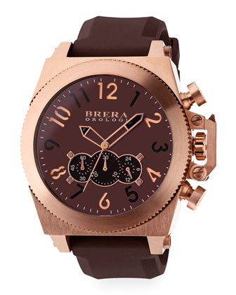 Militare Watch, Brown