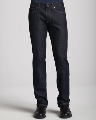 Slim-Fit Jeans, Blue
