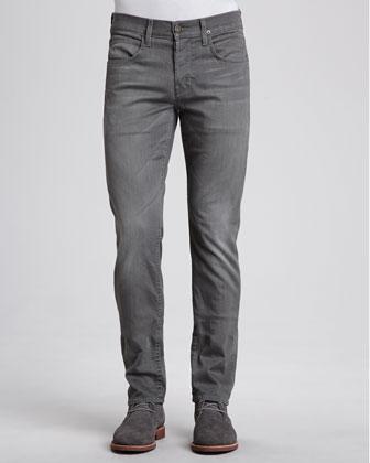 Byron Straight-Leg Jean, Olive