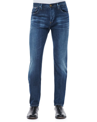 Core Kory Slim-Fit Jeans, Blue