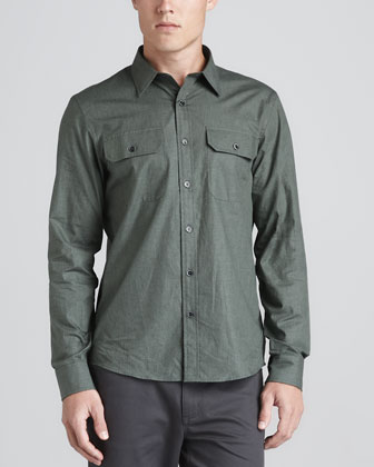 Double-Pocket Shirt