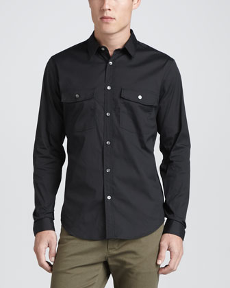 Aumont Two-Pocket Shirt