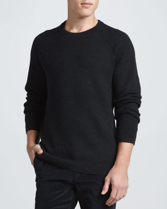 Eston CD Sweater, Black