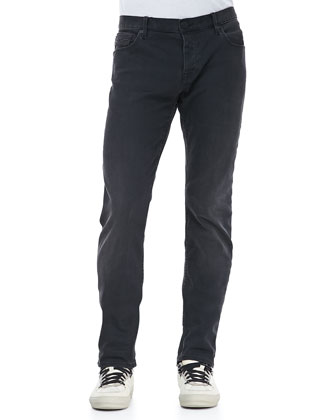 Steadman Five-Pocket Jeans, Dark Indigo