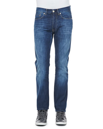 Roc Verakai Slim Fit Jeans, Blue
