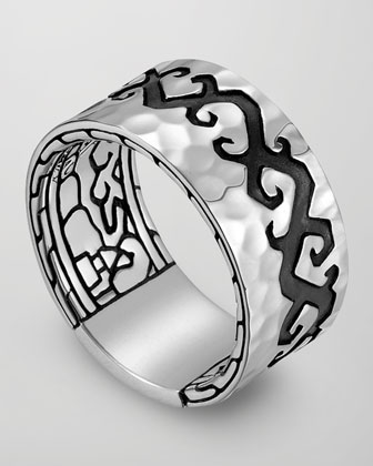 Palu Dayak Band Ring