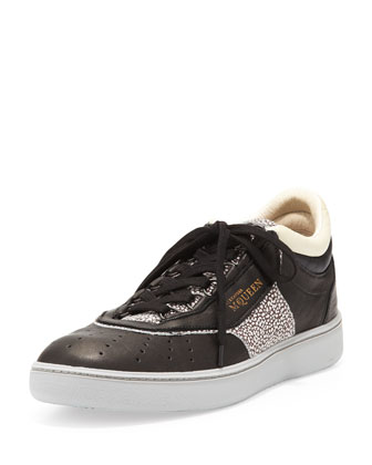 Joust Low-Top Sneaker, Black