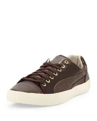 Street Climber Low-Top Sneaker, Brown