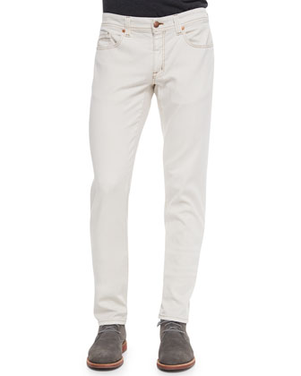 Slim Jim Jeans, Anarchy White