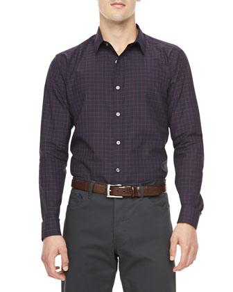 Zack Morverne Sport Shirt