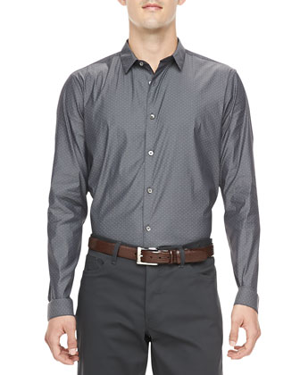 Stephen Sateen Sport Shirt