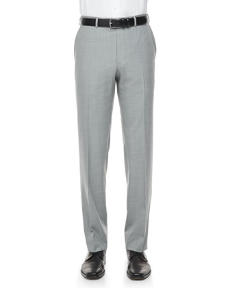 Cool Effect Dress Pants, Light Gray
