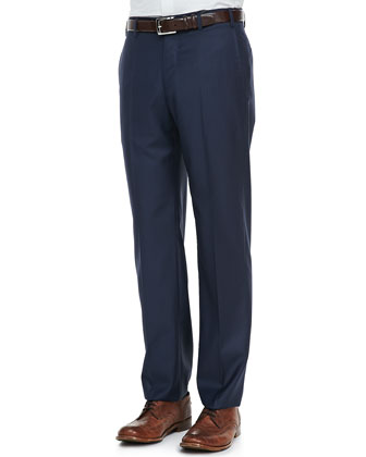 Dress Pants, Navy
