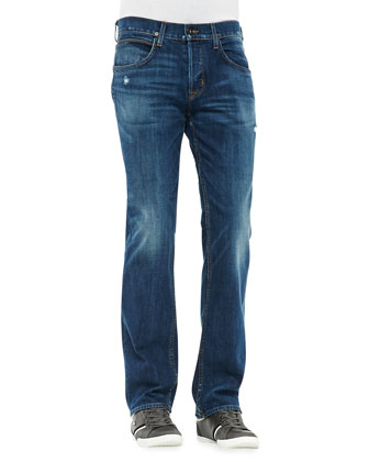 Byron Lyric Jeans, Medium Blue