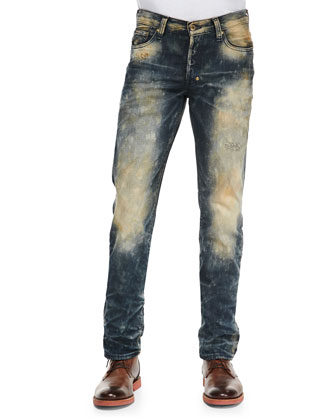 Rambler Resin Fade Denim Jeans