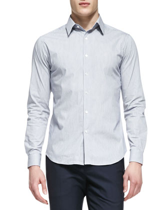 Sylvain Stripe Dress Shirt