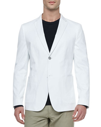 Rodolf PA Jacket, White