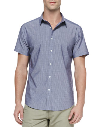 Zack PS Short-Sleeve Shirt