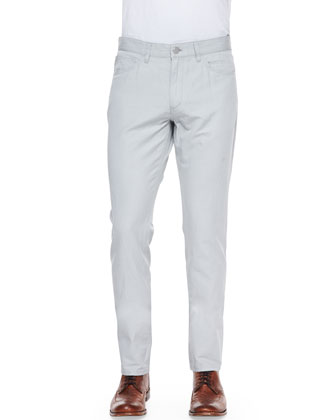 Haydin JE Five-Pocket Pants, Stone