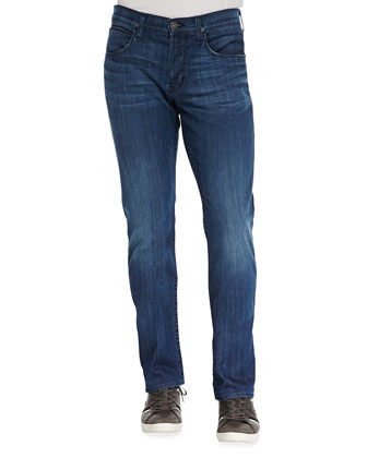 Byron Straight-Leg Highway Jeans