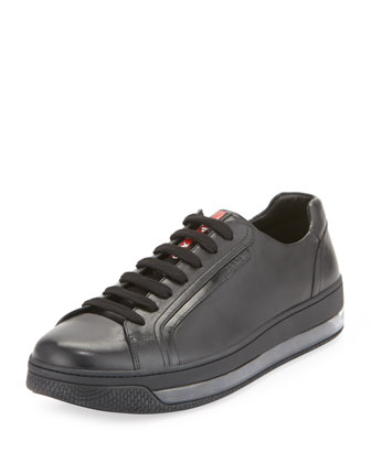 Levitate Low-Top Sneaker, Black