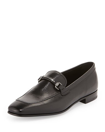 New Bit Leather Loafer