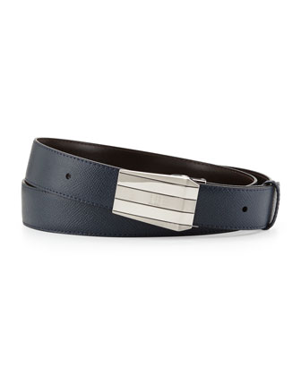 Palladium-Taper-Buckle Belt