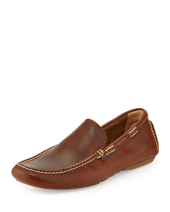 West Leather Driver, Whiskey