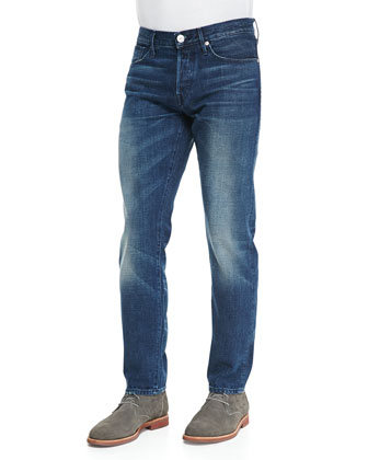 M3 Collister Slim Jeans