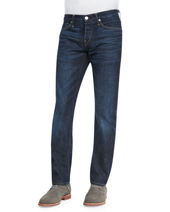 M4 Straight-Fit Walker Jeans
