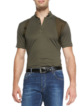 Harness Cotton Polo, Military