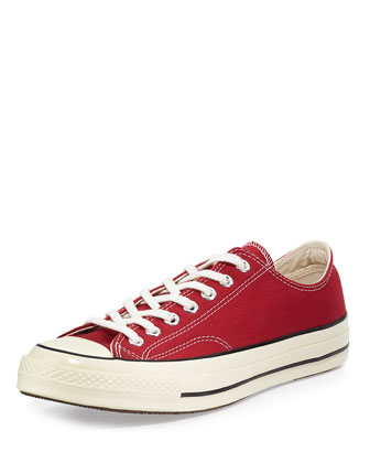 All Star Chuck '70 Low-Top Sneaker, Red