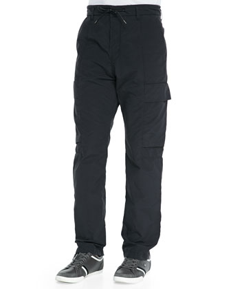Cotton/Nylon Cargo Pants