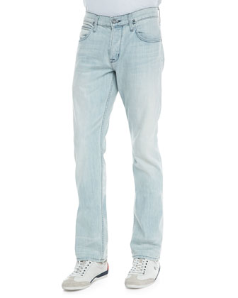 Byron Water Straight Light-Blue Jeans