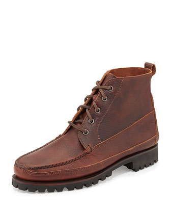 Kennebunk USA Leather Boot, Brown