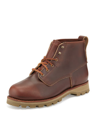 Readfield USA Leather Boot, Brown