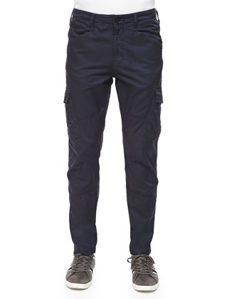 Trooper Gainsboro Cargo Pants