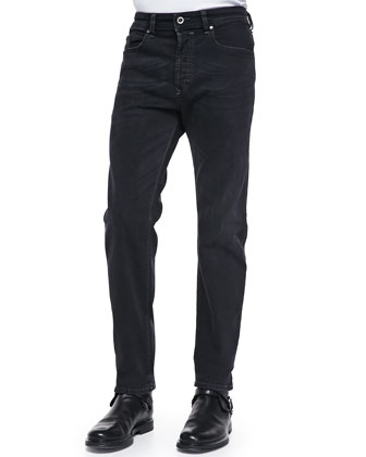 Buster 0609T Jeans, Black
